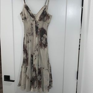 Super flattering BCBG dress size 2